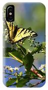 Monarch Tranquility IPhone Case