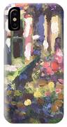 Monet's Home In Giverny IPhone Case