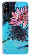 Monet's Lily Pond IIi IPhone Case