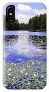 Monet's Prelude IPhone Case
