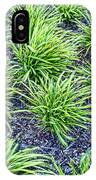 Monkey Grass Abstract IPhone Case
