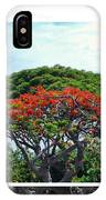 Monkey Pod Trees - Kona Hawaii IPhone Case