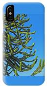Monkey Puzzle Tree IPhone Case