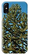 Monkey Puzzle Tree E IPhone Case