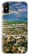 Mono Lake Tufa Peaceful View IPhone Case