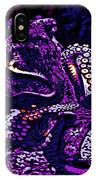 Monster Of The Deep IPhone Case