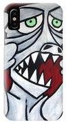 Monsters Afaid Of Monsters IPhone Case