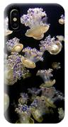 Monterey Aquarium Jellyfish IPhone Case