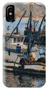 Monterey Fish Company Abstract IPhone Case