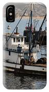 Monterey Fish Company IPhone Case