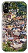 Monterosso From Above - Cinque Terre IPhone Case