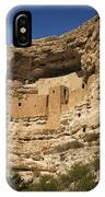 Montezuma Castle National Monument Az Dsc09056 IPhone Case
