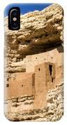 Montezumas Castle 17 IPhone Case