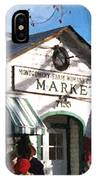 Montgomery County Market IPhone Case