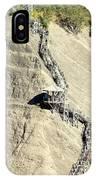 Montmorency Falls Stairway IPhone Case