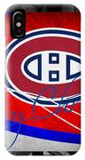 Montreal Canadiens Christmas IPhone Case