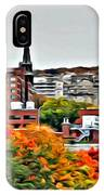 Montreal City Colors IPhone Case