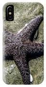 Moody Starfish I IPhone Case
