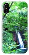 Moon Falls IPhone Case