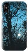 Moon Over Pittsburgh IPhone Case