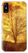 Moon Tree IPhone Case