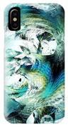 Moonlight Fish IPhone Case