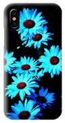 Moonlit Daisies IPhone Case