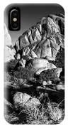 Moonrise Over Joshua Tree IPhone Case