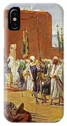 Moorish Procession IPhone Case