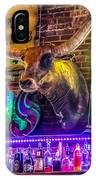 Moose Head Saloon II IPhone Case