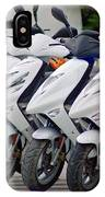 Moped City IPhone Case