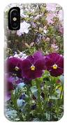More Flowers IPhone Case