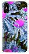 More Than Miles Green Teal Pink IPhone Case