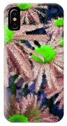 More Thank Miles Blue Pink Neon Green IPhone Case