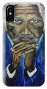 Morgan Freeman IPhone Case