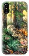 Moring Hike IPhone Case