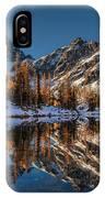 Morning At Horseshoe Lake IPhone Case