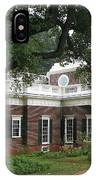 Morning At Monticello IPhone Case