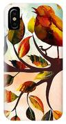 Morning Bird IPhone Case