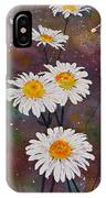 Morning Daisies IPhone Case