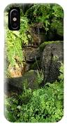 Morning Ferns IPhone Case
