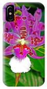 Morning Joy Orchid IPhone Case