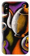 Morning Muffin IPhone Case