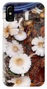 Morning Mushrooms IPhone Case