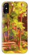 Morning On Beartree Road IPhone Case