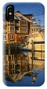 Morning On The Docks IPhone Case