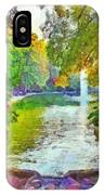 Mirror Lake. The Ohio State University IPhone Case