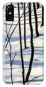 Morning Peace IPhone Case