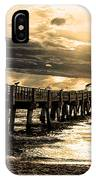 Morning Stroll IPhone Case