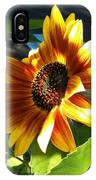 Morning Sunflower IPhone Case